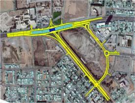 CLOCK ROUNDABOUT IMPROVEMENT IN RAS AL KHAIMAH