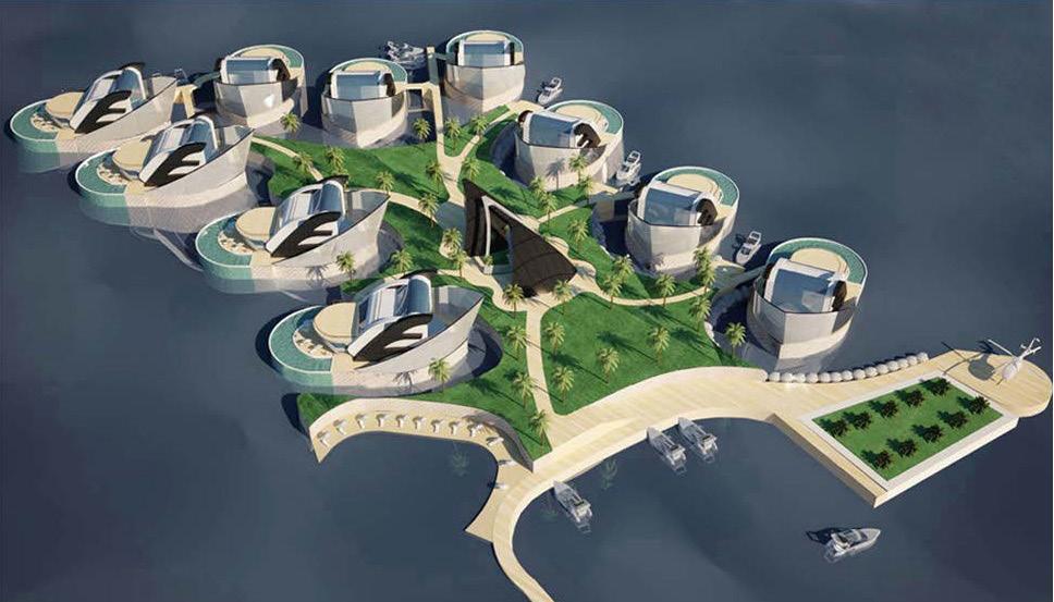 جزيرة تايوان - التصميم المعماري البديل لفيلا